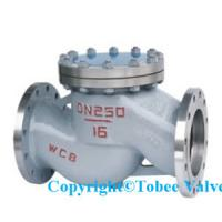 Wholesale Ductile Iron Cast Iron Flanged Swing Check Valve from china suppliers