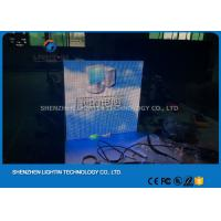Wholesale IP65 6500 Nits Outdoor LED Screens , 500 x 500mm Led Cabinet Sign 1 / 13 scan from china suppliers