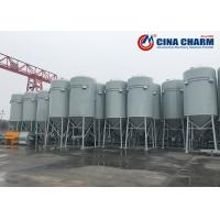 Wholesale CE Concrete Storage Silo , Powder Storage Silo Full Automatic Dry Mortar Production Plant from china suppliers