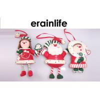 Wholesale Hanging Christmas Decoration Accessories Santa Claus / Mini Siam from china suppliers