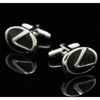 Wholesale wholesale  Lexus Logo cuff link from china suppliers