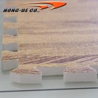 Wholesale Non-toxic Soft Wood Floor Tiles - EVA foam softer , safety passing EN71,REACH, Formamide from china suppliers