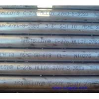 Wholesale Alloy UNS N10276 Hastelloy C Pipe , B574 / B575 / B619 / B622 Hastelloy C 276 Tube from china suppliers