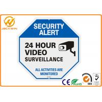 Wholesale Aluminum Video Surveillance Highway Traffic Signs 6mm Thickness For Road Safety from china suppliers