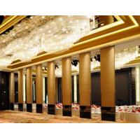 Wholesale Folding Panel System Operable Partition Walls for Function Room from china suppliers