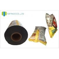 Wholesale Custom Printed Heat Seal Laminated Packaging Film Roll For Automatic Sealing Machine from china suppliers