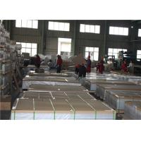 Wholesale High Reflective Flat 5052 Aluminum Sheet H32 5mm Thickness For Construction from china suppliers