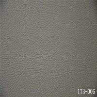 Wholesale pvc artificial leather with woven for car from china suppliers