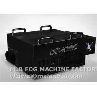 Wholesale Professional 4000W Low Fog Machine Low Level Smoke Machine CE / ROHS from china suppliers