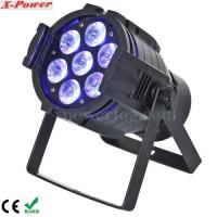Wholesale W-27  5in1 15W RGBWA 7PCS LED Par Can Stage Lights Disco Light from china suppliers