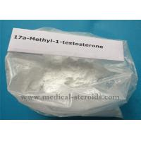 Wholesale CAS 65-04-3 Oral Anabolic Steroids 17A- Methyl -1- Testosterone For Male Muscle Building from china suppliers
