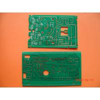 Wholesale FR4 1.6mm Rigid Printed Circuit Boards One Layer PCB For Computers from china suppliers