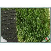 Quality Low Maintenance Save Water Garden Synthetic Grass With Low Friction Non - Infill for sale