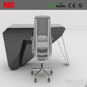 Quality monolith-desk-by-jose-jorge-hinojosa-primo custom made carbon fiber desk for sale
