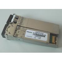 Wholesale Channel 36 1548.51nm 80KM 10G SFP+ DWDM Transceiver CISCO Compatible from china suppliers