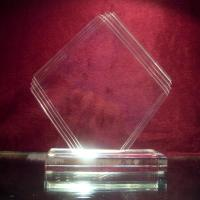 Wholesale Acrylic Trophy, Plexiglass Prize Medal, Acrylic Award from china suppliers