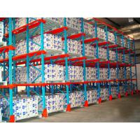 Wholesale Cold Store Drive In Pallet Rack Adjustable Pallet Racking With Centering Rails from china suppliers