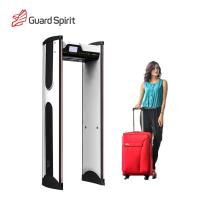 Wholesale Hotel security Super sensitivity door frame metal detector / archway metal detector gate from china suppliers