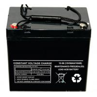 Wholesale Gel and deep cycle Sealed Lead Acid Battery 12v 50ah Inverter Power System UPS power from china suppliers