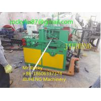Buy cheap Galvanized Wire Hanger Making Machine from wholesalers