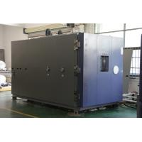 Wholesale Monolithic Door Left Open 4500L Large Temperature High Altitude Chamber from china suppliers