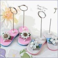 Buy cheap Garden Party Flip Flop Placecard Holders from wholesalers