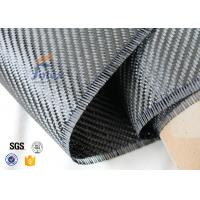 Wholesale 3K 200g Twill And Plain Weave Carbon Fiber Fabric For Surface Decoration from china suppliers
