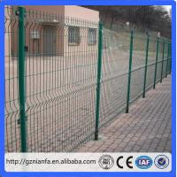 Cheap pvc double wire farm fence for sale(Guangzhou factory and have stock)