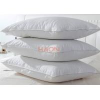 Wholesale Hotel Style Pillows Feather Cotton Fiber Filling  Fabric , Five Star Hotel Pillows from china suppliers
