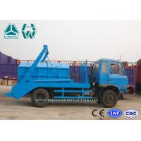 Wholesale Multi Functional 4 X 2 Swing Arm Garbage Compactor Trucks Sinotruk from china suppliers