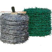 Wholesale Roll Barbed Wire  For Fencing  For Industry Plantation Or Fencing. from china suppliers