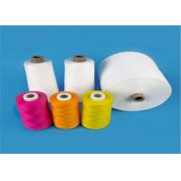 Wholesale Raw White 40s/2 100% Virgin Polyester Spun Yarn for Sewing Thread High Tenacity from china suppliers