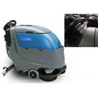 Wholesale Rechargeable Commercial Floor Cleaning Machines , Recyclable Tile Floor Cleaner Machine from china suppliers