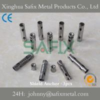 Buy cheap Shield Anchor/ 3 pcs/ Anchor Bolt/ Tam Anchor Stainless Steel 304(A2) 316L(A4) from wholesalers