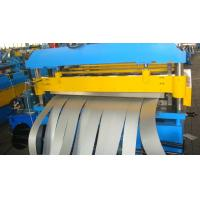 Wholesale Custom Automatic Slitting Line Machine Common Carbon Steel Cheet from china suppliers