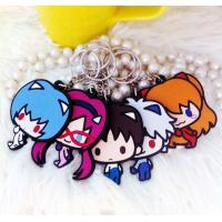 Wholesale Custom 2d/3d Soft PVC Keychains , Rubber Key Chains Supplier China manufacturer from china suppliers