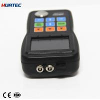Buy cheap Echo-Echo Ultrasonic Thickness Gauge Color A-Scan , Time-based B-Scan from wholesalers