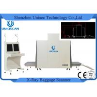 Wholesale SF100100 Airport Security Baggage Scanners , X Ray Cargo Scanner Big Tunnel Size from china suppliers