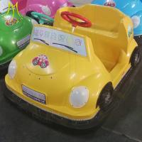 Wholesale Hansel arcade game machine battery operated rides on toy bumper car from china suppliers