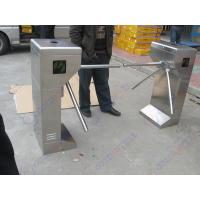 Wholesale M1 Card Reader Pedestrian Vertical Tripod Turnstile Gate Access Control Portable from china suppliers