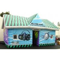 Wholesale Pvc Promotion House Inflatable Booth for Outdoor Advertisement and Service from china suppliers