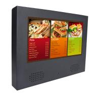 Quality OEM High Resolution LCD Digital Photo Frame With Speaker In Front for sale