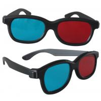 Wholesale Light Weight HD Blue And Red 3D Glasses For LCD LED DLP Video Projector from china suppliers