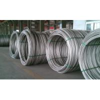 Wholesale High-temperature Nickel Based Superalloy Wire Incoloy A286 / UNS S66286 / 1.4980 / Grade 660 from china suppliers