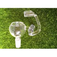 Wholesale Handmade Borosilicate Smoking Accessories Food Grade Glass Bong Clear from china suppliers