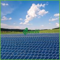 Wholesale 40MW Solar Large Scale Photovoltaic Power Plants Solar Mounting Systems from china suppliers