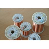 Wholesale Original 0.012 - 0.8mm Ultra Fine Copper Wire Good Conductivity For Automotive from china suppliers
