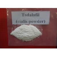 Wholesale Professional Tadalafil Citrate Cialis Tablets For Blood Pressure 171596-29-5 from china suppliers