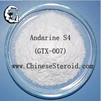Wholesale Anabolic Steroids Andarine Glucocorticoid Anti Inflammatory S4 GTX-007 from china suppliers
