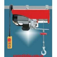 Wholesale 100-1000kg PA series Mini TYPE  electric hoist from china suppliers